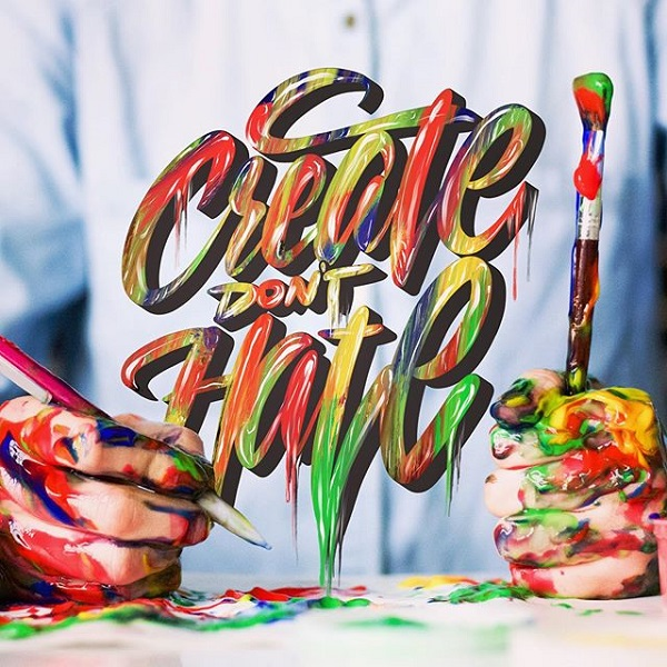 45 Remarkable Lettering and Typography Designs for Inspiration - 4