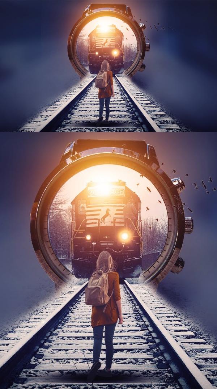 Amazing Photo Manipulation Tutorials in Photoshop