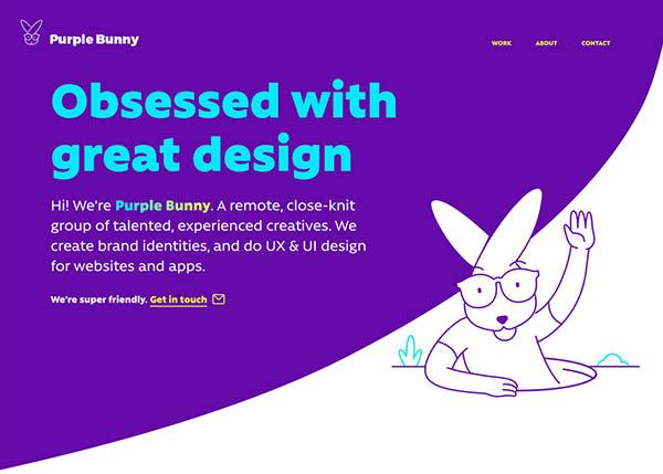 Web Design: 50 Inspiring Website Designs with Amazing UIUX - 13