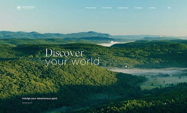 Web Design: 50 Inspiring Website Designs with Amazing UIUX - 18