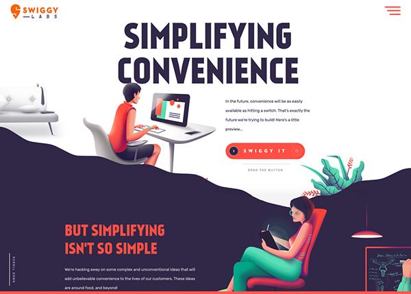Web Design: 50 Inspiring Website Designs with Amazing UIUX - 2