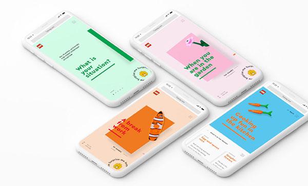 Web Design: 50 Inspiring Website Designs with Amazing UIUX - 20