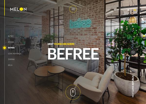 Web Design: 50 Inspiring Website Designs with Amazing UIUX - 3