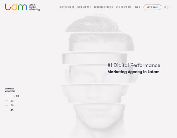 Web Design: 50 Inspiring Website Designs with Amazing UIUX - 32