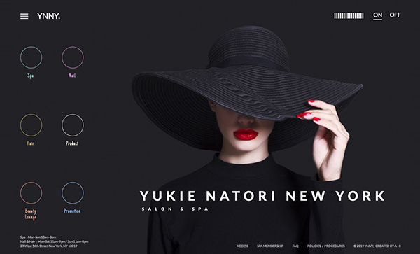 Web Design: 50 Inspiring Website Designs with Amazing UIUX - 33