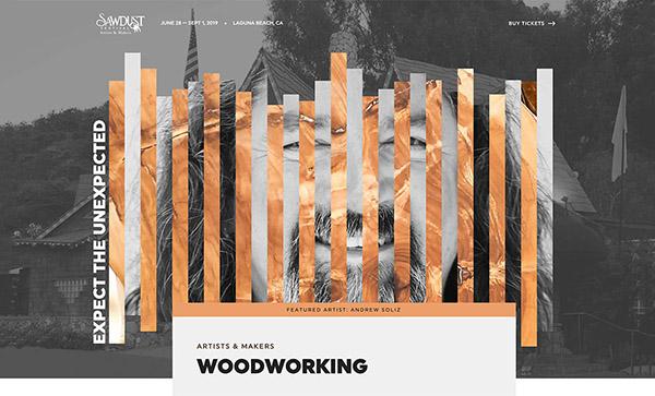 Web Design: 50 Inspiring Website Designs with Amazing UIUX - 34