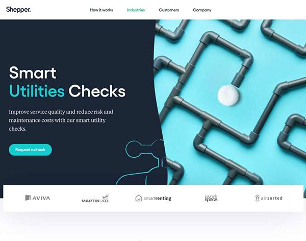 Web Design: 50 Inspiring Website Designs with Amazing UIUX - 36