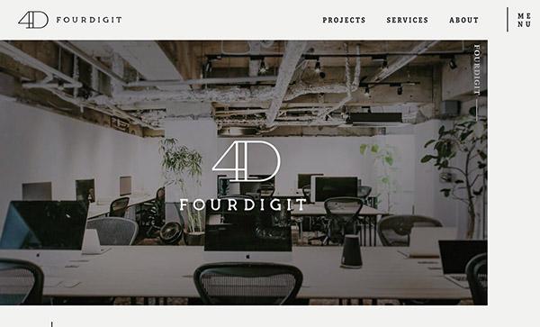 Web Design: 50 Inspiring Website Designs with Amazing UIUX - 37