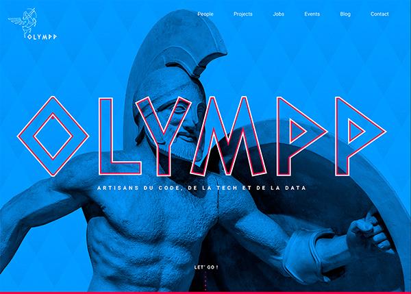 Web Design: 50 Inspiring Website Designs with Amazing UIUX - 38
