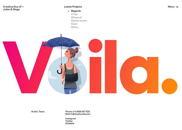 Web Design: 50 Inspiring Website Designs with Amazing UIUX - 39