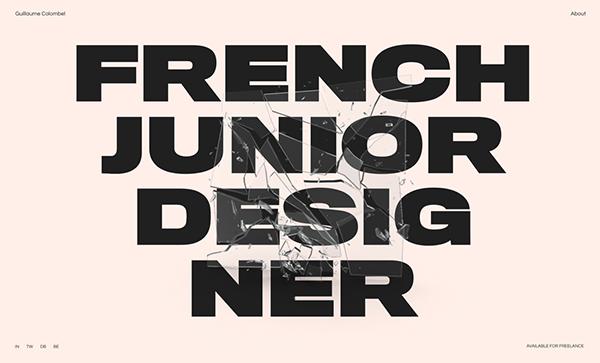 Web Design: 50 Inspiring Website Designs with Amazing UIUX - 6