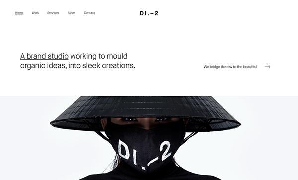 Web Design: 50 Inspiring Website Designs with Amazing UIUX - 7