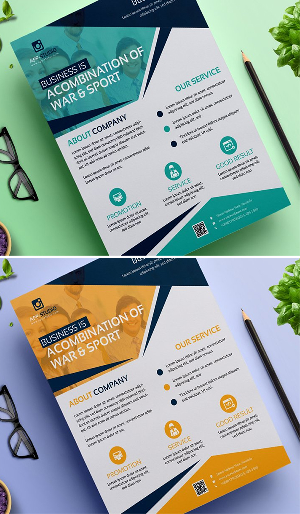 Beautiful Flyer Template