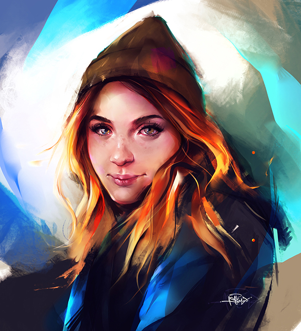 Digital Illustrations by Guilherme Asthma - 15