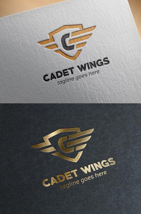 C Letter Logo Template - 11