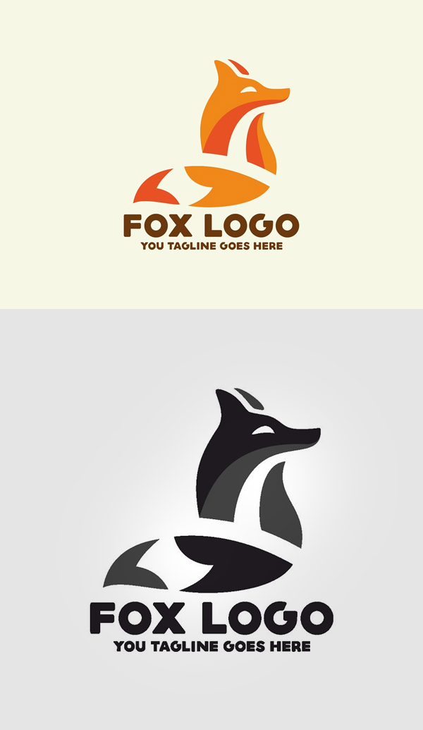 Fox Logo Brand - 22