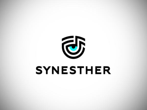 Synesther Logo Design