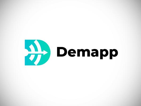 Demapp Logo Design