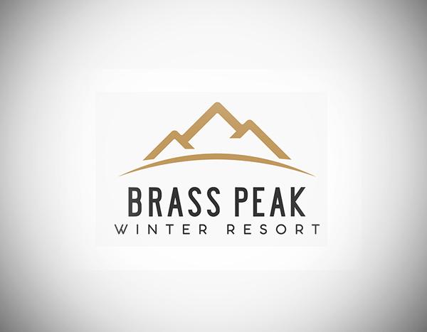 Brass Peak Logo Design