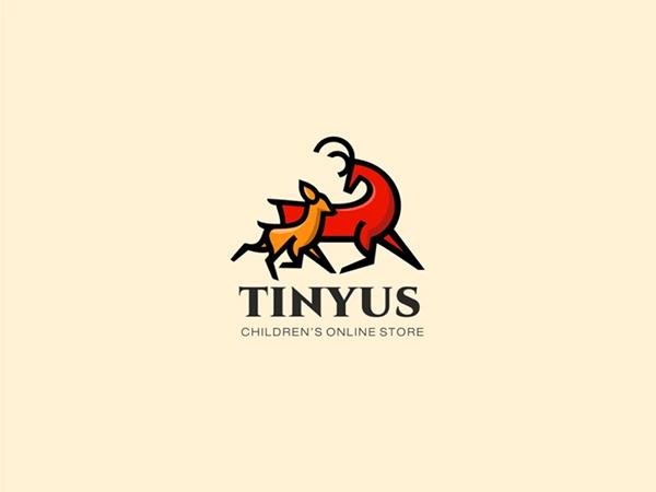 TinyUs Logo Design