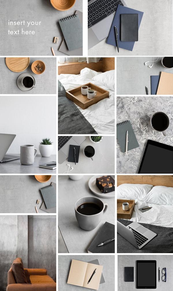 The Concrete Collection Photo Bundle