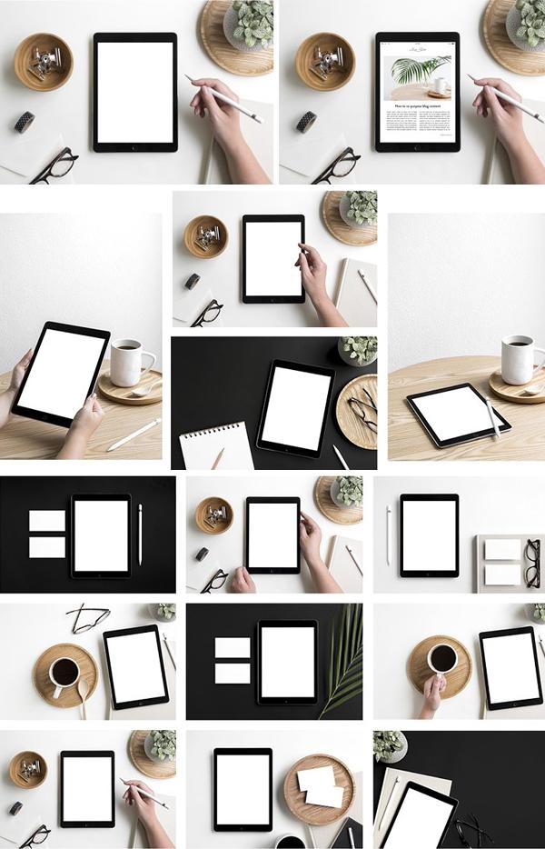 Lifestyle iPad Photo Mockups
