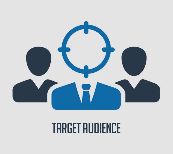 Target audience 2020
