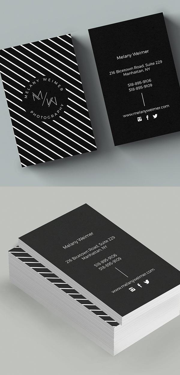 Corporate Simple Business Card Template