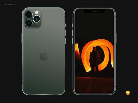 Free iPhone 11 mockups