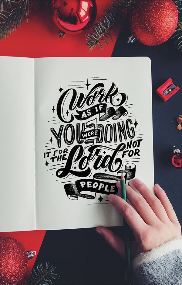 Remarkable Lettering and Typography Designs for Inspiration - 4