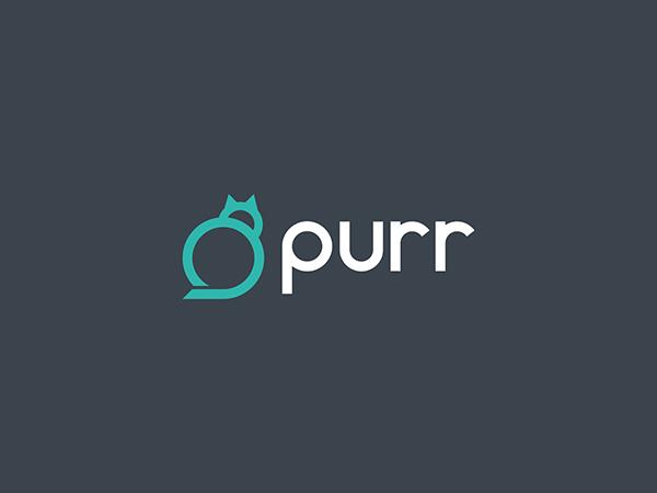 Purr Logo