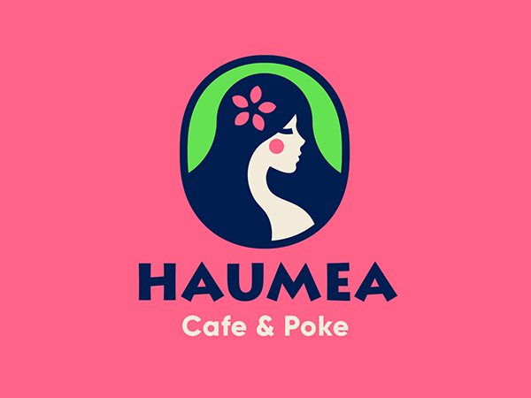 Haumea Logo Design