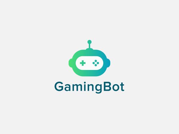 Gaming Bot | Branding Logo