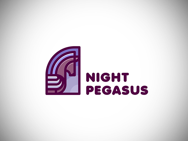 Night Pegasus Logo
