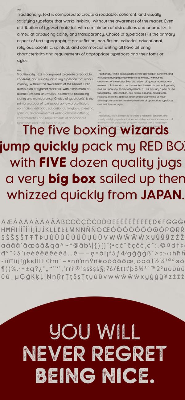 Fonarto 2.0 Font Letters