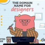 Get the Domain Name for Designers for FREE