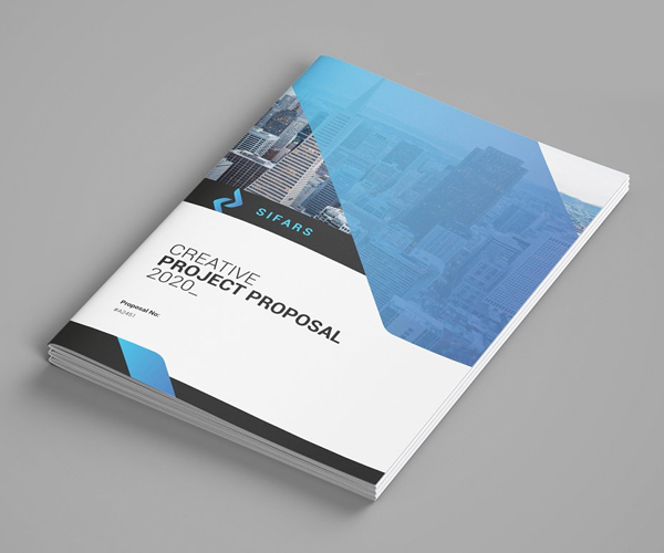 Business Proposal - Brochure Template