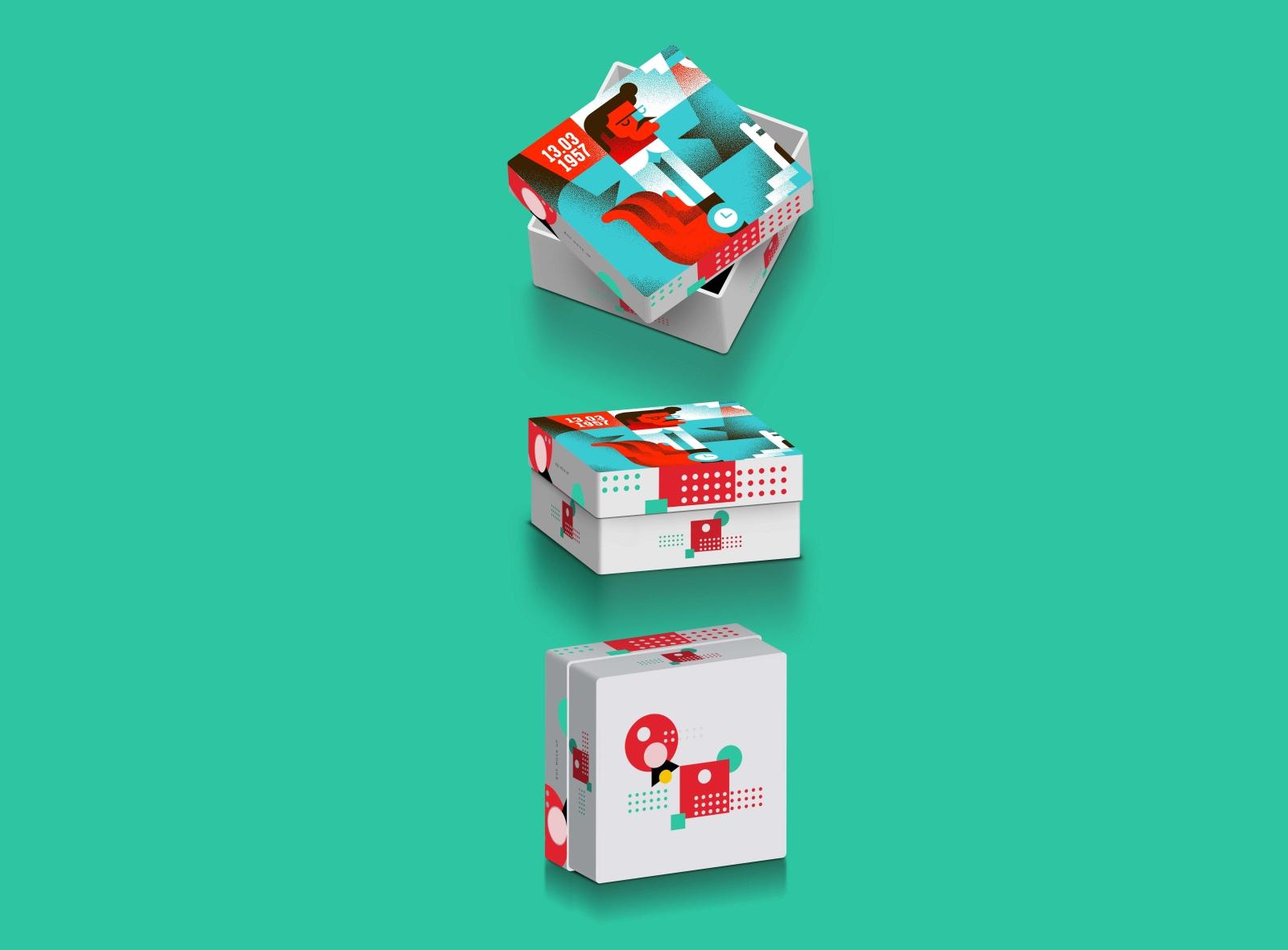 Free Jewelry Box Mockup