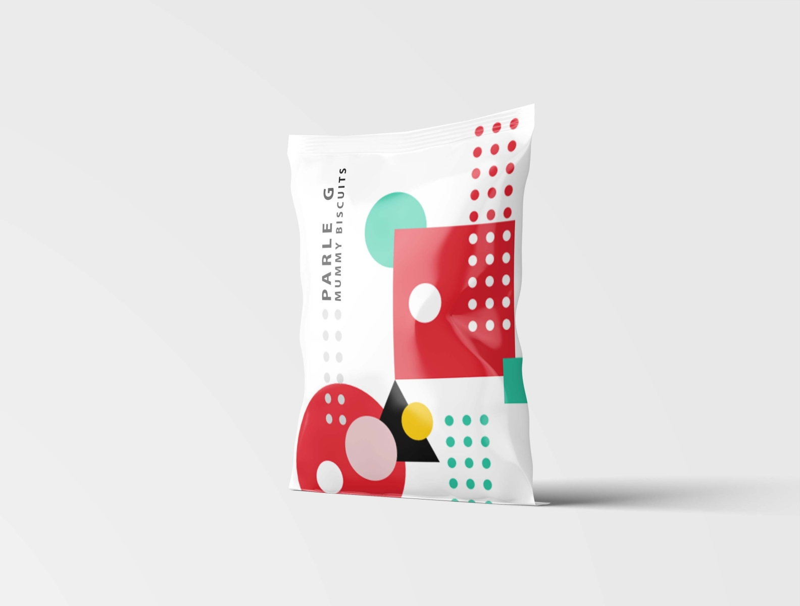 Free Toffee Pouch Mockup