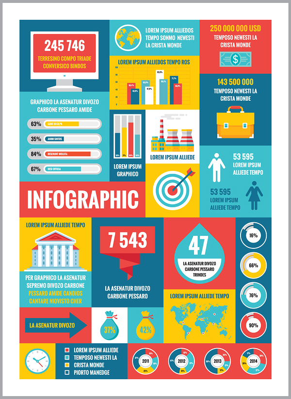 Top Infographics