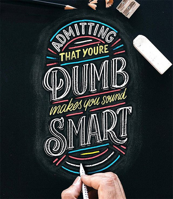 Examples of Creative Typography that Will Blow Your Mind - 13