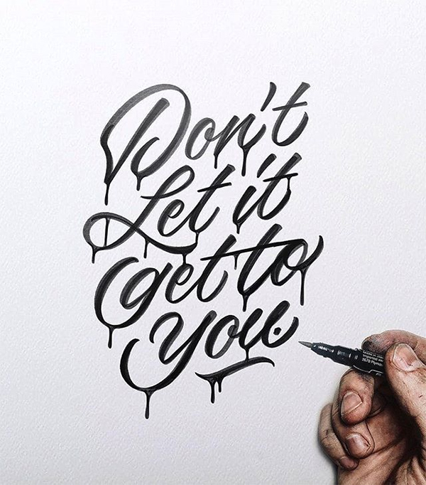 Examples of Creative Typography that Will Blow Your Mind - 8