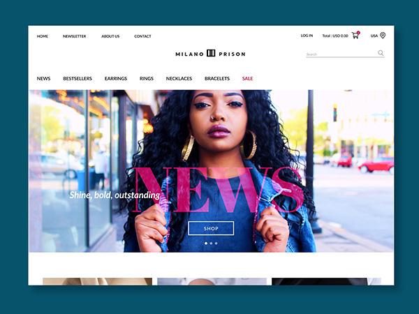 Web Design: 35 Modern Website Designs with Amazing UIUX - 15