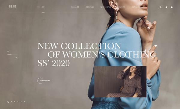 Web Design: 35 Modern Website Designs with Amazing UIUX - 19