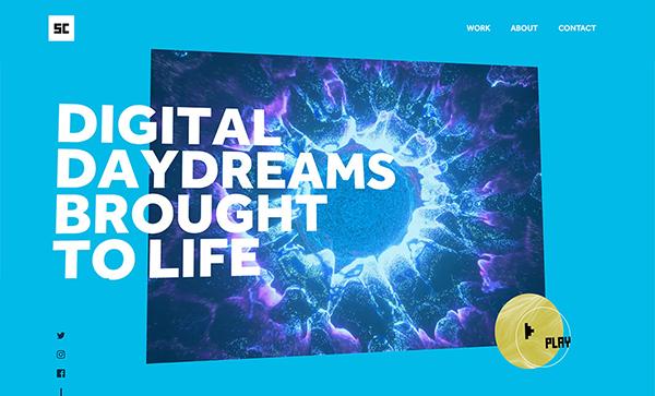 Web Design: 35 Modern Website Designs with Amazing UIUX - 23