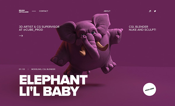 Web Design: 35 Modern Website Designs with Amazing UIUX - 3