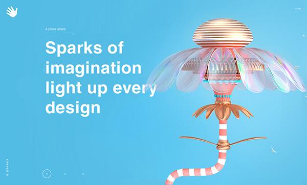 Web Design: 35 Modern Website Designs with Amazing UIUX - 32