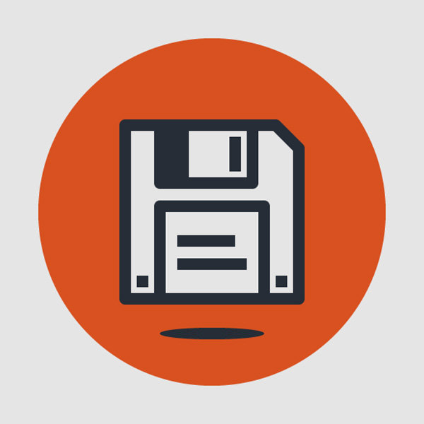 How to Create a Floppy Disk Icon in Adobe Illustrator