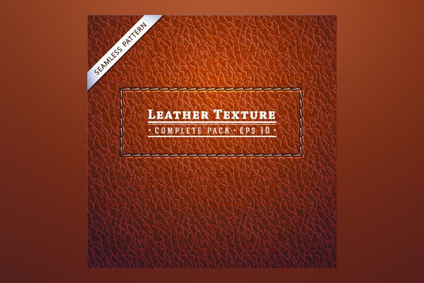 Realistic Leather Texture