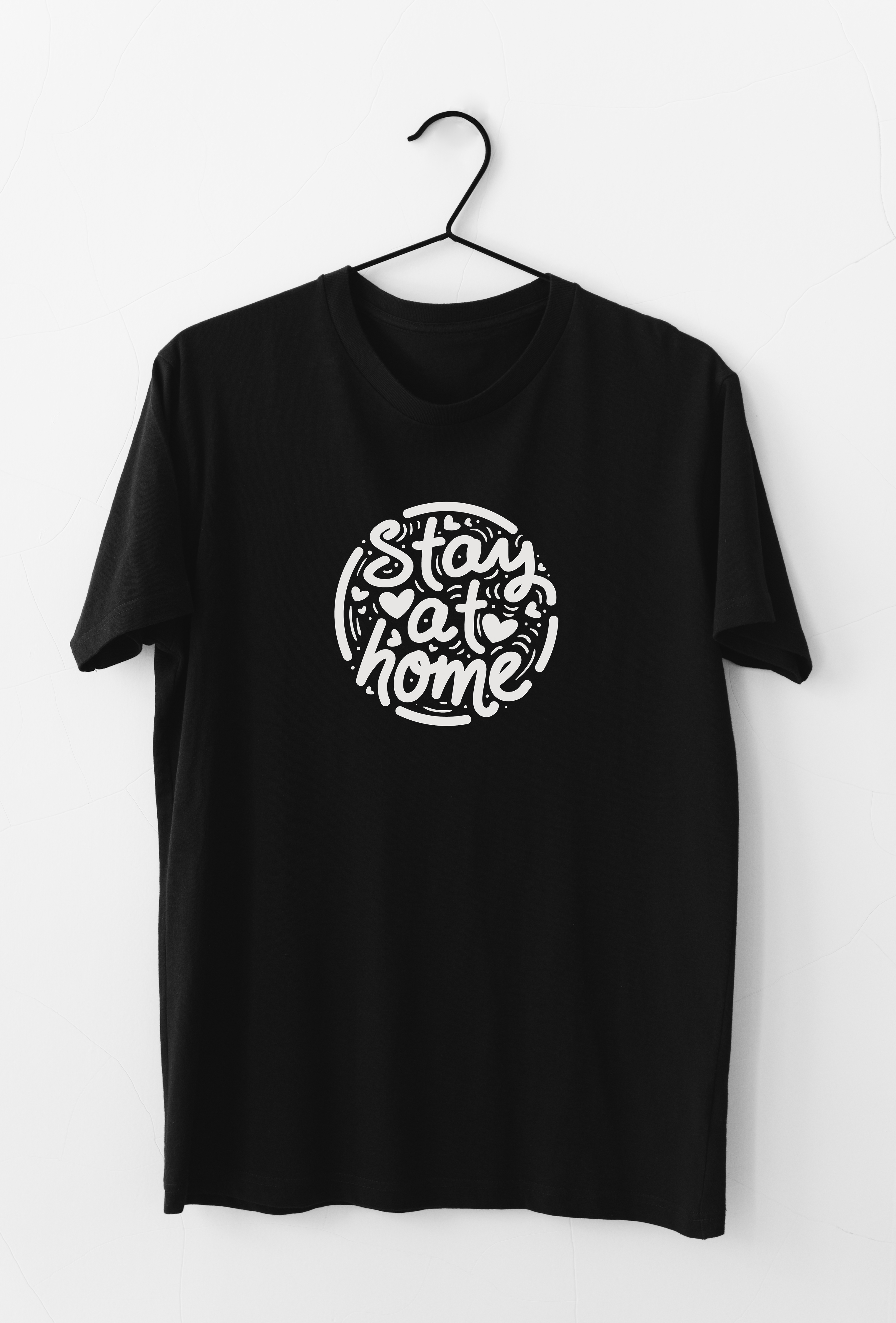 Free T-Shirt Mockup Tempalte